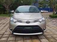 Bán Toyota Vios E MT năm 2017, màu cát, giá tốt giá 489 triệu tại Hà Nội