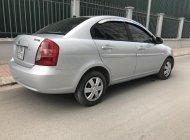 Cần bán xe Hyundai Verna năm 2009, màu bạc, xe nhập giá 165 triệu tại Hà Nội