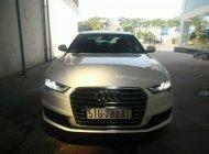 Cần bán gấp Audi A6 1.8AT năm sản xuất 2016, màu trắng giá 1 tỷ 690 tr tại Tp.HCM