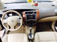 Bán Nissan Grand livina 1.8 AT sản xuất năm 2010, màu xám giá 378 triệu tại Hà Nội