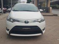 Xe Toyota Vios 1.5E CVT đời 2016, màu trắng giá 500 triệu tại Hà Nội