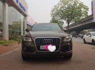 Xe Audi Q5 đời 2013, màu nâu, nhập khẩu, chính chủ giá 1 tỷ 380 tr tại Hà Nội