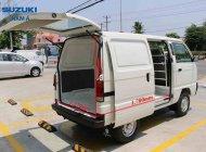 Bán ô tô Suzuki Super Carry Van màu trắng giá 293 triệu tại Bình Dương