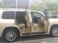 Cần bán lại xe Lexus LX5700 đời 2008, màu vàng, xe nhập giá 2 tỷ 770 tr tại Hà Nội