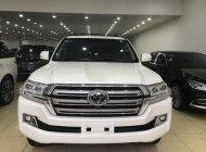 Xe Toyota Land Cruiser 5.7 đời 2016, màu trắng, nhập khẩu nguyên chiếc giá 5 tỷ 900 tr tại Hà Nội