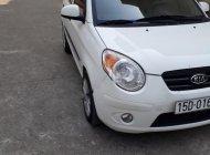 Bán ô tô Kia Morning 1.0AT đời 2011, màu trắng, nhập khẩu giá 198 triệu tại Hải Phòng