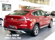 Bán xe BMW X4 năm sản xuất 2019, màu đỏ, một chiếc xe hoàn toàn phá cách giá 2 tỷ 959 tr tại Tp.HCM