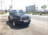 Bán ô tô Ssangyong Korando đời 2004, màu đen, nhập khẩu số sàn, giá chỉ 168 triệu giá 168 triệu tại Bình Dương