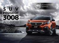 Ưu đãi sốc khi mua Peugeot 3008, màu cam giá 1 tỷ 199 tr tại Hà Nội