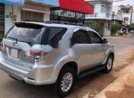 Cần bán gấp Toyota Fortuner năm 2013, màu bạc, 750tr giá 750 triệu tại Kon Tum