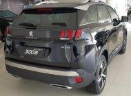 Bán xe Peugeot 3008 1.6 AT 2019, màu đen, mới 100% giá 1 tỷ 199 tr tại Đà Nẵng