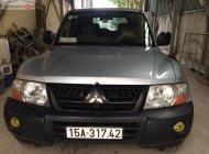 Bán Mitsubishi Pajero 3.0 năm sản xuất 2004, màu bạc, xe nhập chính chủ giá 336 triệu tại Hải Phòng