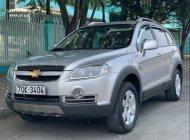 Bán Chevrolet Captiva Maxx đời 2009, màu bạc, 310tr giá 310 triệu tại Tp.HCM