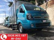 Bán xe tải Kia K200 Tải 1.9t - hỗ trợ vay trả góp 75% giao xe ngay giá 335 triệu tại Tp.HCM