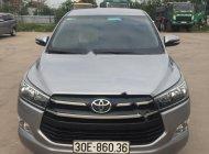 Bán Toyota Innova 2.0E đời 2017, màu bạc chính chủ giá 700 triệu tại Hà Nội