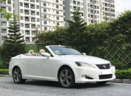 Bán Lexus IS250 C năm 2011, màu trắng, nhập khẩu Nhật giá 1 tỷ 440 tr tại Hà Nội