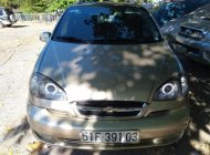 Cần bán xe Chevrolet Vivant CDX 2.0 phiên bản đầy đủ full options số sàn 2009, màu kem (be), giá 240tr giá 240 triệu tại Tp.HCM