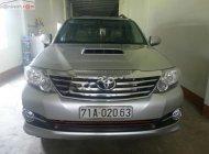 Bán Toyota Fortuner G sản xuất năm 2015, màu bạc xe gia đình giá 815 triệu tại Tiền Giang