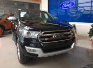 Bán ô tô Ford Everest Titanium 4x4 đời 2018, màu đen, nhập khẩu giá 1 tỷ 399 tr tại Hà Nội