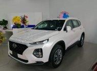 Cần bán xe Hyundai Santa Fe 2.4AT đời 2019, màu trắng, 995 triệu giá 995 triệu tại Tp.HCM