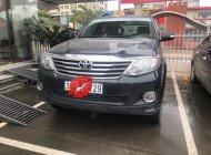 Cần bán Toyota Fortuner V đời 2013, màu đen giá 735 triệu tại Hà Nội
