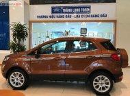 Bán xe Ford EcoSport Titanium 2019, số tự động, máy xăng, màu nâu giá 624 triệu tại Hà Nội
