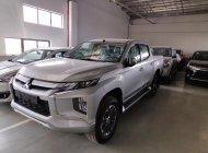 Bán Mitsubishi Triton năm sản xuất 4x2 AT đời 2019 tại Quảng Trị, màu bạc, nhập khẩu, giá 730tr, hotline: 0911.821.457 giá 730 triệu tại Quảng Trị