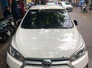 Bán Toyota Yaris màu trắng, đăng ký 2017, số tự động giá 620 triệu tại Hà Nội