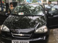 Bán xe Chevrolet Vivant CDX 2009, số tự động, máy xăng, màu đen, nội thất màu ghi, odo 68000 km giá 220 triệu tại Hà Nội