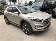 Bán Hyundai Tucson 1.6 Turbo màu vàng cát 2019 giá 880 triệu tại Phú Thọ