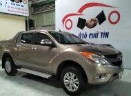 Bán ô tô Mazda BT 50 3.2 AT năm 2014, màu nâu, xe nhập giá 520 triệu tại Hà Nội