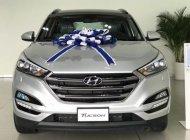 Cần bán Hyundai Tucson 2.0 AT năm 2019, màu bạc giá 770 triệu tại Tp.HCM