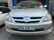 Gia đình cần bán xe Innova 2006 dòng G, số tay, máy xăng, màu bạc, nội thất màu đen giá 295 triệu tại An Giang