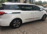 Bán xe Kia Sedona năm 2016, moder 2017 màu trắng, nhập khẩu giá 1 tỷ 10 tr tại Hà Nội