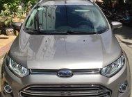 Cần bán xe Ford EcoSport 1.5AT Titanium 2017 số tự động màu xám giá 497 triệu tại Tp.HCM