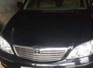 Cần bán lại xe Toyota Camry 2.4G đời 2003, màu đen, 340 triệu giá 340 triệu tại Phú Yên