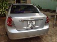 Bán Chevrolet Lacetti năm 2004, màu bạc, nhập khẩu giá 180 triệu tại Gia Lai