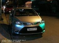 Cần bán Toyota Vios năm sản xuất 2015, màu bạc, nhập khẩu chính chủ giá 465 triệu tại Khánh Hòa