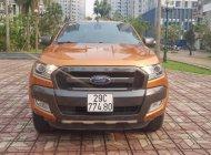 Bán xe Ford Ranger Witrack 3.2 đời 2017, màu nâu, nhập khẩu nguyên chiếc, 838 triệu giá 838 triệu tại Hà Nội