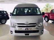 Bán Toyota Hiace sản xuất năm 2018, màu bạc, nhập khẩu nguyên chiếc giá 950 triệu tại Tiền Giang