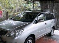 Cần bán Toyota Innova đời 2007, màu bạc, giá tốt giá 350 triệu tại Tây Ninh