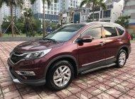 Bán xe Honda CR V 2.0AT sản xuất năm 2016, màu đỏ giá 870 triệu tại Hà Nội