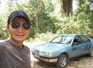 Cần bán lại xe Peugeot 405 sản xuất 1993, nhập khẩu, giá chỉ 48 triệu giá 48 triệu tại Kiên Giang