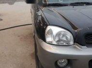 Bán xe Hyundai Santa Fe đời 2003, màu đen, nhập khẩu, giá chỉ 260 triệu giá 260 triệu tại Hà Nội