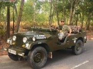 Cần bán gấp Jeep CJ Trước đời 1990, màu xanh lam, xe nhập giá 140 triệu tại Đồng Nai