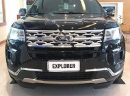 Cần bán xe Ford Explorer Limited 2.3L EcoBoost sản xuất 2019, màu đen, nhập khẩu nguyên chiếc giá 2 tỷ 268 tr tại Hà Nội
