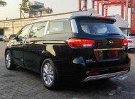 Cần bán gấp Kia Sedona đời 2016, màu đen, xe nhập giá 990 triệu tại Tp.HCM