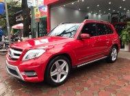 Bán ô tô Mercedes GLK 250 AMG sản xuất 2013, màu đỏ giá 1 tỷ 180 tr tại Hà Nội