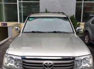 Cần bán gấp Toyota Land Cruiser đời 2007, màu ghi vàng  giá 700 triệu tại Tp.HCM