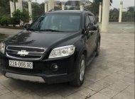 Bán xe Chevrolet Captiva sản xuất năm 2008, màu đen, số sàn giá 272 triệu tại Hà Nội